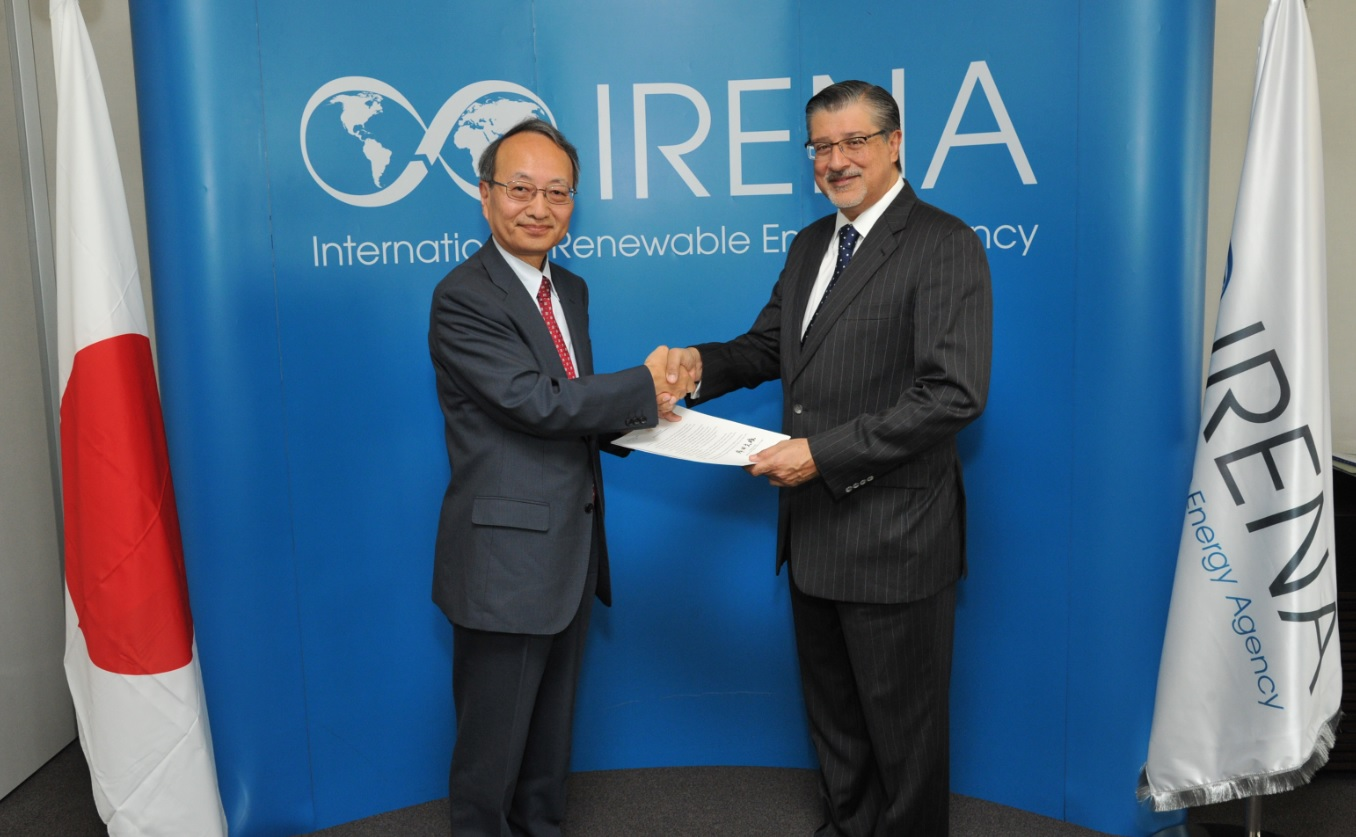 Credential Ceremony for Permanent Representative to the IRENA