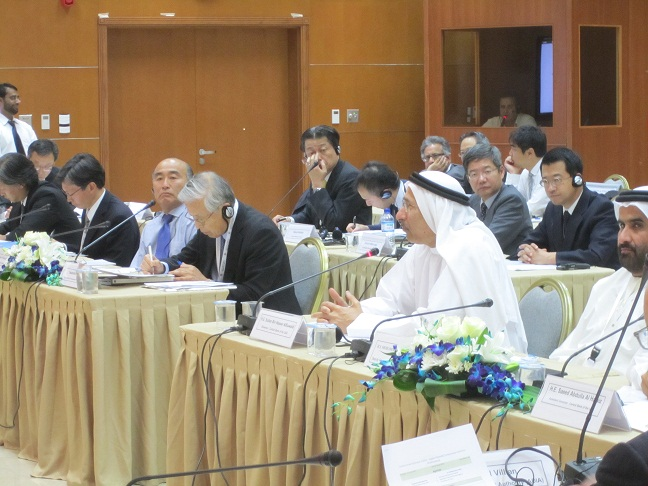 Japan-UAE-Financial-Cooperation-Seminar-12-6-2014-4