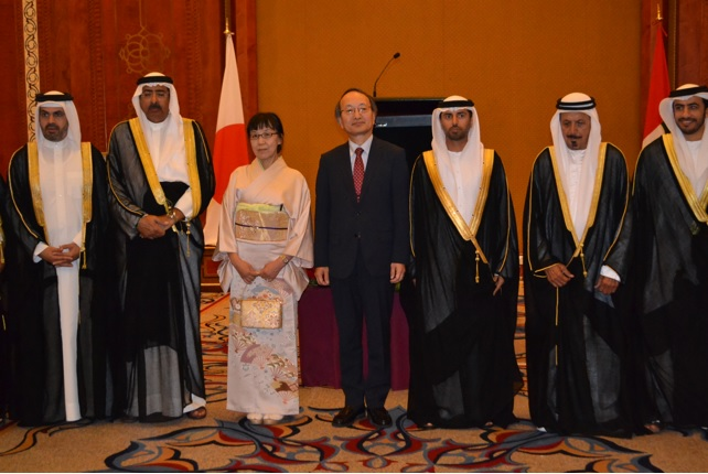 2015 National Day Reception